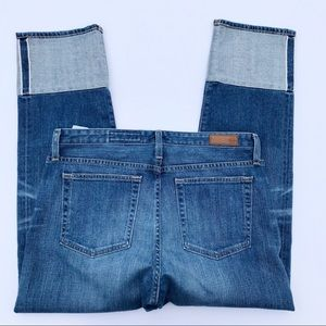 AG Adriano Goldschmied high waisted jeans
